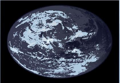 תצלומי לווין של כדור הארץ