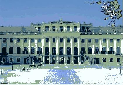 ארמון שונבורן