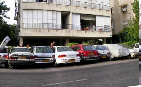 חניה בתל אביב