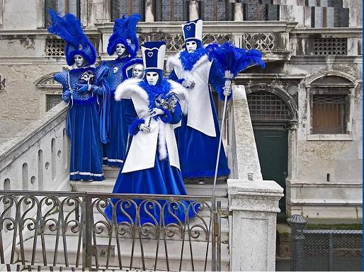 פסטיבל התחפושות של ונציה