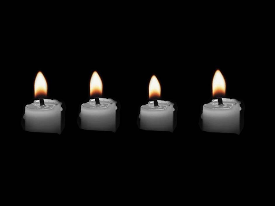 תקוות ארבעת הנרות
