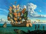אומנותו של סלוודור דאלי