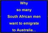 למה כל כל הרבה גברים רוצים להגר לאוסטרליה