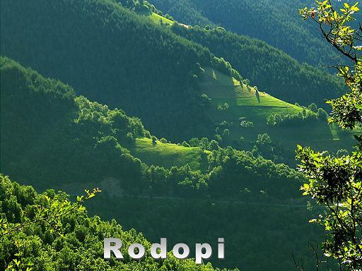 ההרים היפים של בולגריה