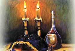 סוד הדלקת נרות שבת
