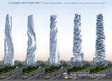 המגדל המסתובב בדובאי