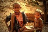 העניים המתחננות... ילדי הודו - Children of India