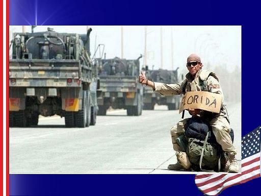 הומור בצבא האמריקני