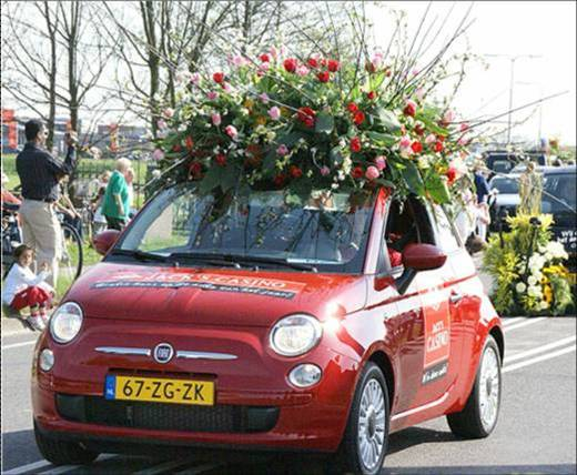 Bloemencorso 2008 as