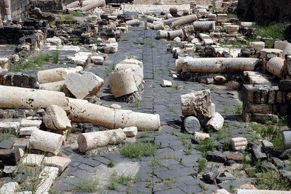 בית שאן העתיקה סקיתופוליס