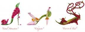 נעלים מפרחים- Shoe-Fleur