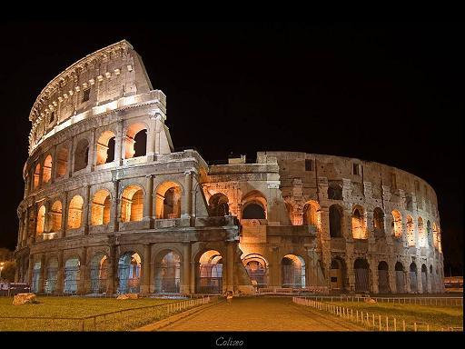 רומא בירת איטליה, העיר העתיקה והרומנטית