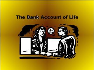 הבנק של החיים, בנק הזמן