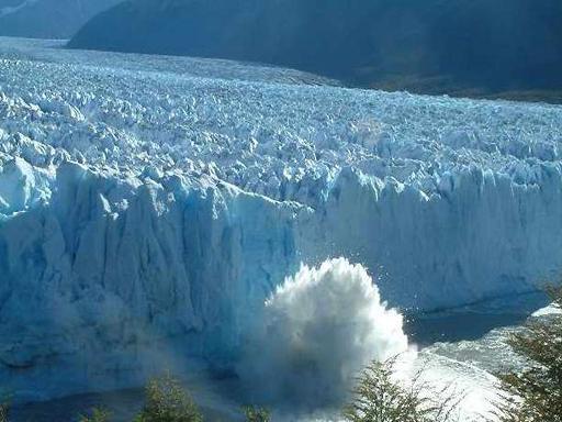קרחון פריטו מורנו בארגנטינה