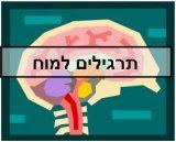 תרגול המוח - תרגיל שנראה אם אתם עומדים בו?