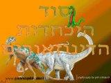 slideman: איך הדינוזאורים נכחדו באמת ...