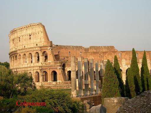 רומא - מצגת בליווי שיר יפה