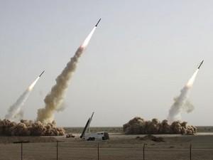 איום הטילים והרקטות האירני