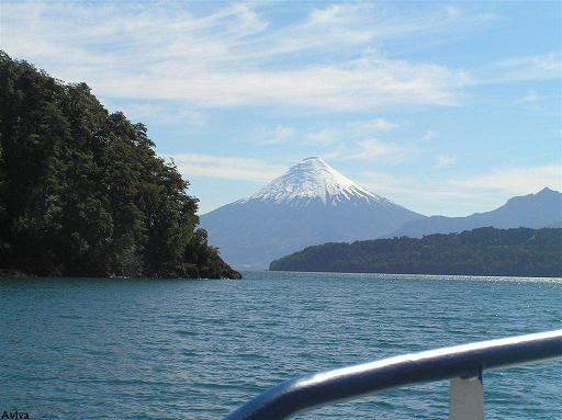 מראות מדרום אמריקה - פטגוניה