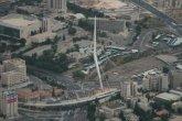 בניית גשר המייתרים בירושלים