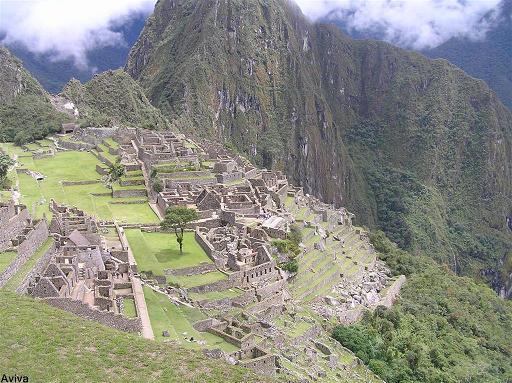 Machu Picchu ותרבות האינקה