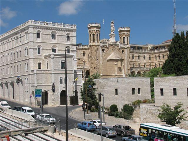 סיור בחומות ירושלים