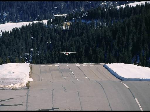 שדה תעופה בשוויץ