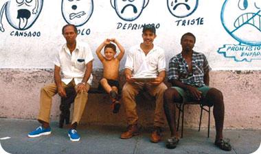 הפנים של קובה מאת עוזי טאובר
