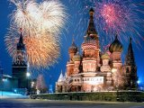רוסיה- קרמלין וכנסיות