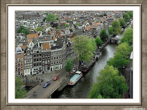 מצגת על אמסטרדם