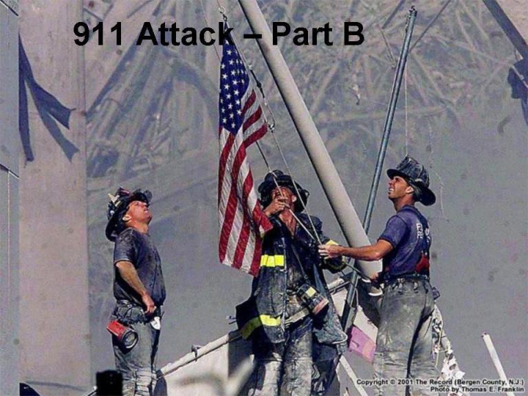 התקפת 911 חלק ב