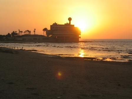 חיפה מהכרמל לים