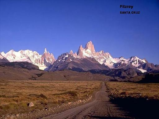 נופים ומראות בארגנטינה
