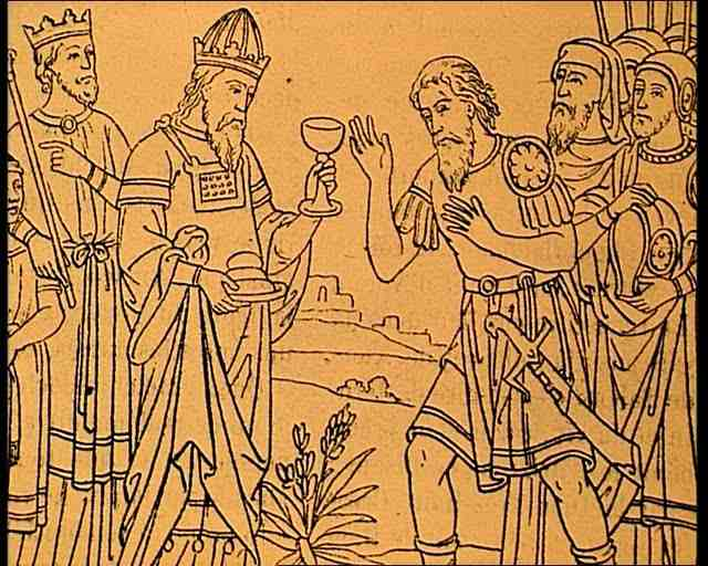 אברם ומלכיצדק חלק 2
