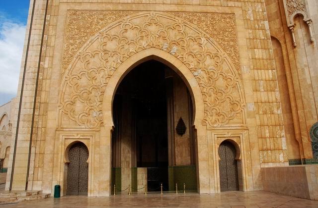 מרוקו - מן השוק והכיכר עד היכל הדת