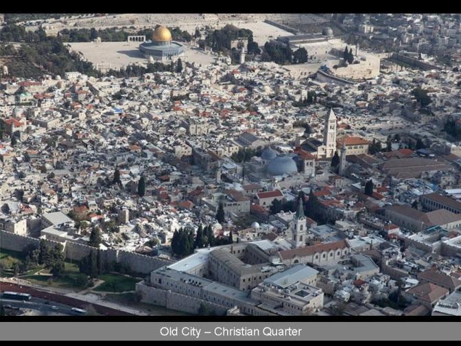 ירושלים של מטה מלמעלה