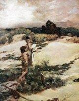 הגר במדבר