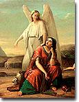 הגר והמלאך