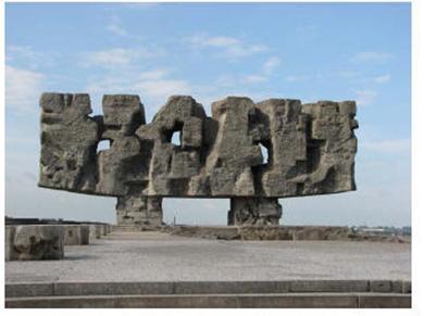 """המסע לפולין -  משלחת """"חבר"""" 2007"""