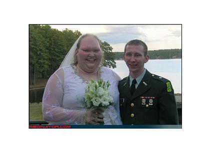 הזוגות המתחתנים המוזרים ביותר