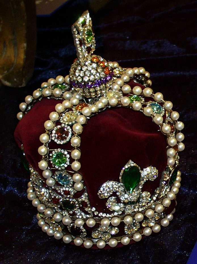 תכשיטי הכתר של הממלכה המאוחדת