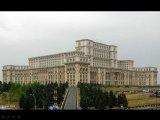 בית העם אשר נבנה בתקופת צאוצסקו ברומניה