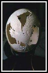 אומנות הביצים