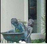 פסלים מצחיקים מברונזה