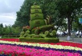 Chinese Plant Sculpture