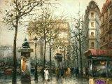 יום גשום בפריס