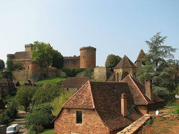 צרפת, בין הנהרות דורדונה וורז