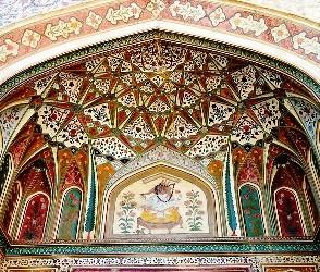 טיול למבצר אמבר בהודו - נגה כרמל
