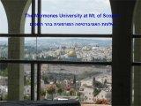 האוניברסיטה המורמונית בירושלים