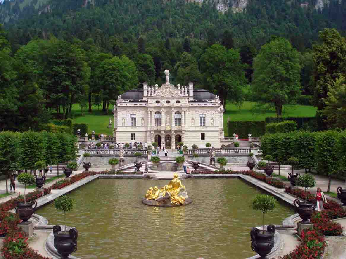 Linderhof Palace-Germany